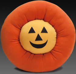 Pumpkin Puff Dog Bed
